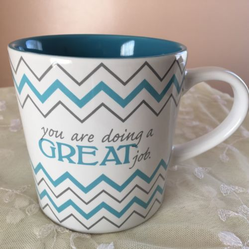 Employee-Coffee-Cup-Youre-Doing-a-Great-Job-Hustle-Kudos-Chevron-Turquoise-New