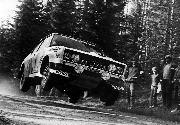 1000 Lakes Rally (Finland), 1979 M. Alen - I. Kivimaki