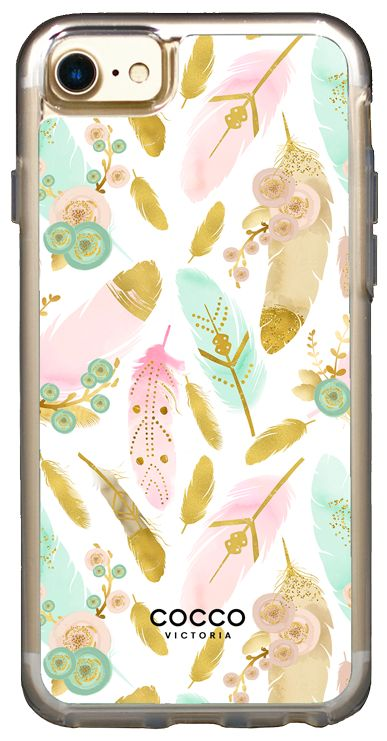 Boho Chic Vogue Case - iPhone 7/6S/6