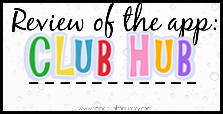After the lovely founder of Club Hub UK Tessa contacted me inviting me to take a peek and review her brand new app, I was excited to see what I would disco