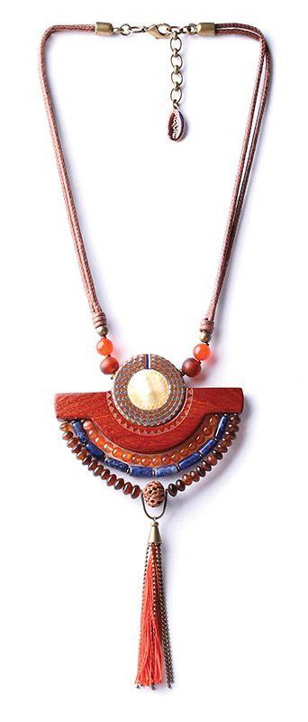 mahajamba |   Nature Bijoux -  Bijoux en matières naturelles - Nacres, perles, cornes, pierres, os - Paris
