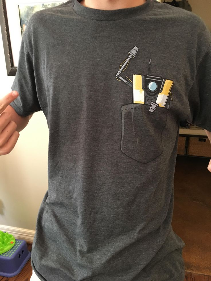"""After years of co-op I'm losing my brother to college... in memory of our teamwork as well as our never ending fights I got him this shirt so he'd always have a """"minion"""" by his side."""