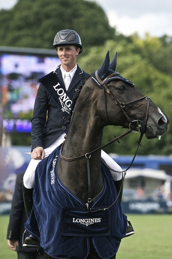 Ben Maher wins King George V Trophy @ Hickstead Noelle Floyd.com