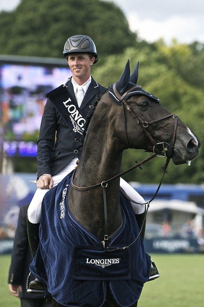 Ben Maher wins King George V Trophy @ Hickstead Noelle Floyd.com