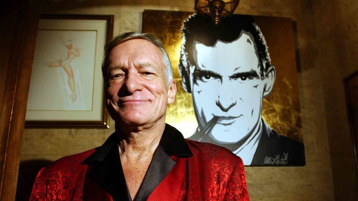 My Father and Hugh Hefner: The Greatest Rivalry in Porn, by Bob Guccione Jr. - 2017 Sept 30