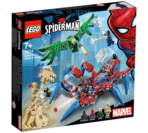 Lego Power Man 76016 Super Hero Minifigure