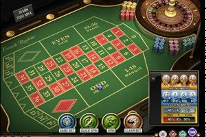 Play real money online casino roulette games