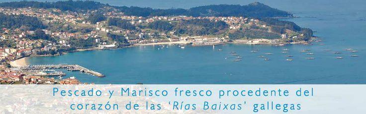 Los mejores productos del mar procedentes de la pesca artesanal de bajura gallega