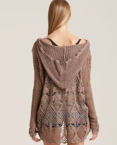 Letters and Arts of Lala: crochet blouse