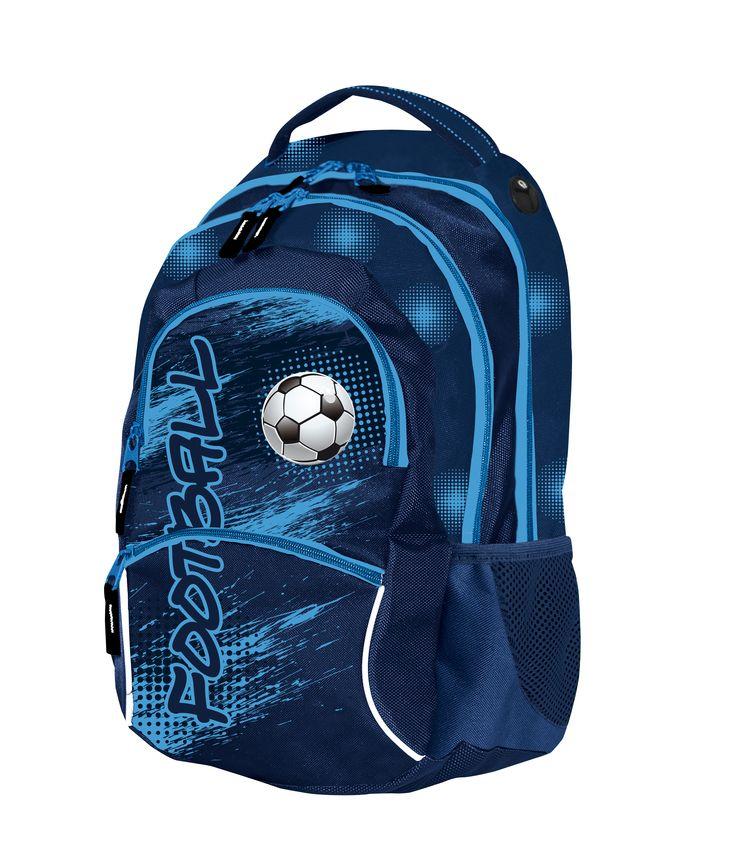 School Bag Football/ Školní batoh Football