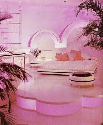 Pink Palm 70s. Too much?
