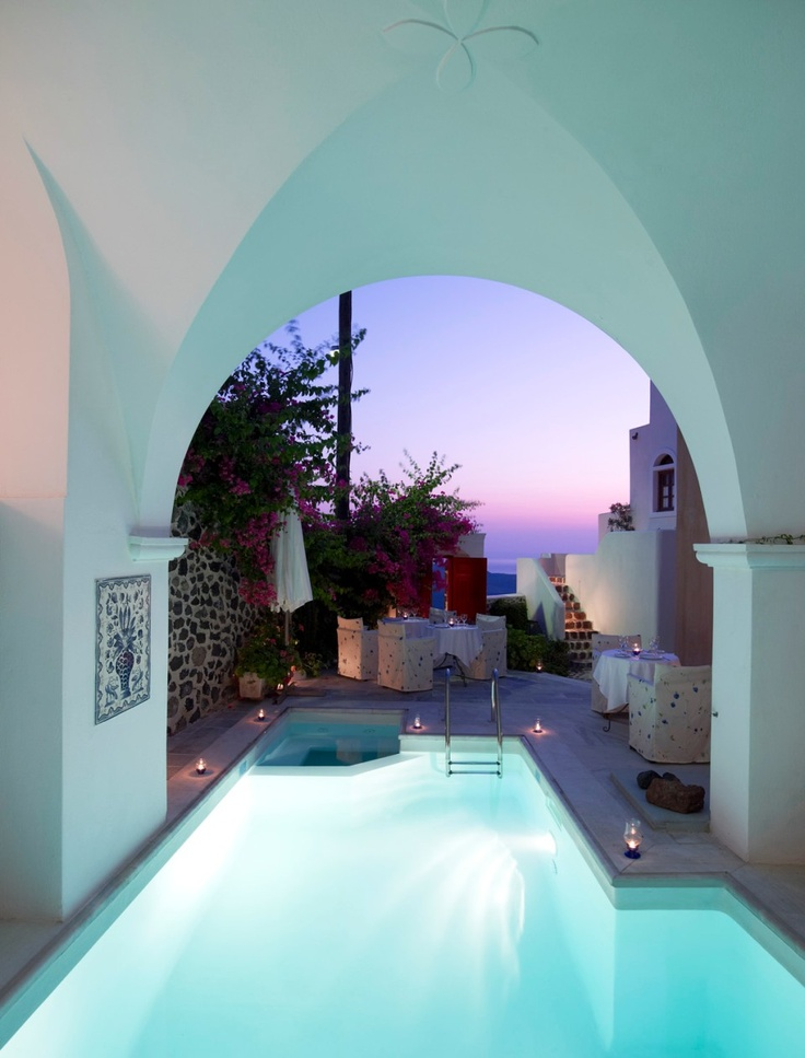 Aigialos Luxury Santorini Hotel