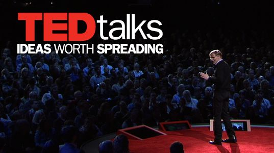 Top 10 TED Talks on Storytelling and Filmmaking. Click on picture to check out the blog! #Screenwriting #Writing #Tedtalks