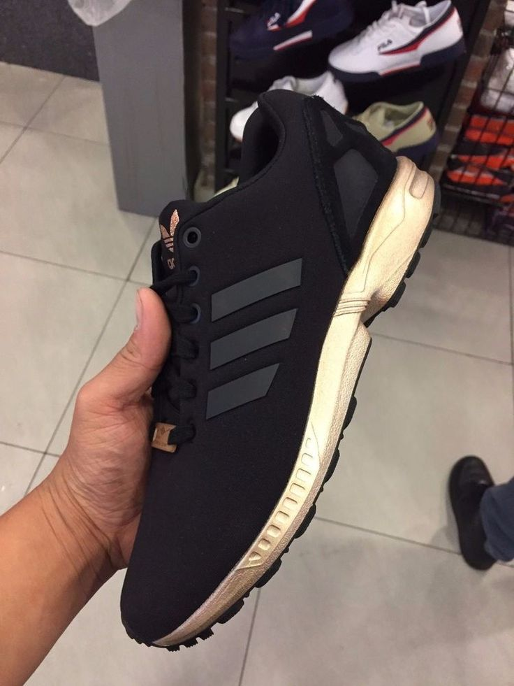 adidas negras mujer zx