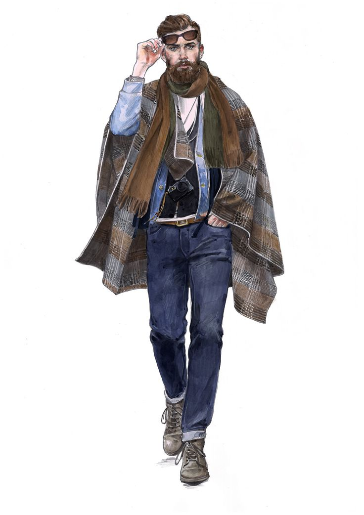 Illustrations for Cocoon Luxury Wear. http://cocoonluxe.com/