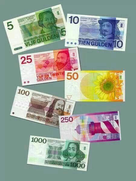 Mooi nederlands geld