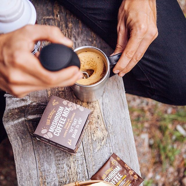Regular coffee never stood a chance. No jitters, no crash, no stomach issues. https://us.foursigmatic.com/collections/mushroom-coffee/products/mushroom-coffee-with-lions-mane-chaga?utm_source=pinterest&utm_medium=ppc&utm_campaign=coffee