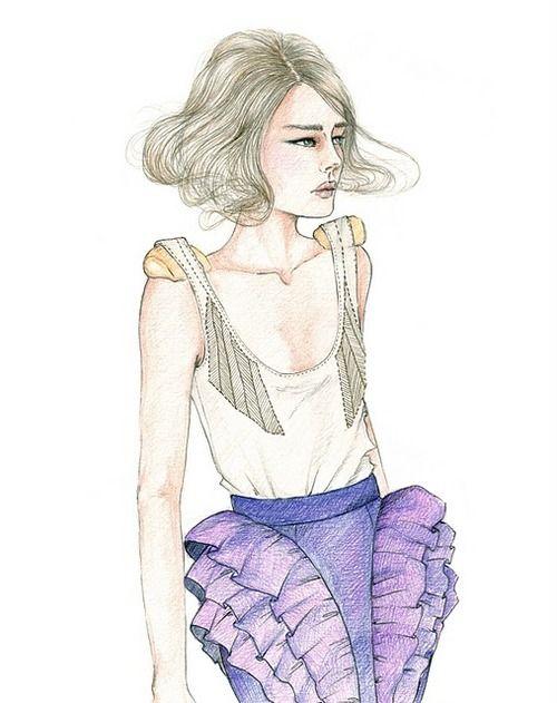 Fabiana Pigna Sketch