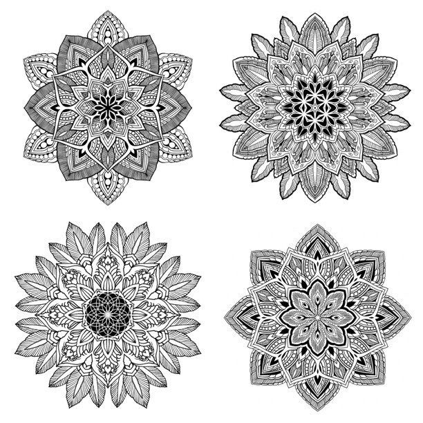 Mandala designs petit poids thomas hooper drawing mandalas pinterest posts design and - Petit mandala ...