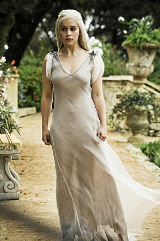 Game of Thrones: Emilia Clarke ranks her Daenerys costumes