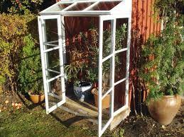 Bildresultat för växthus av gamla fönster+ritning