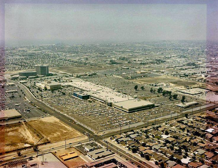 1981 Del Amo Mall Torrance California.