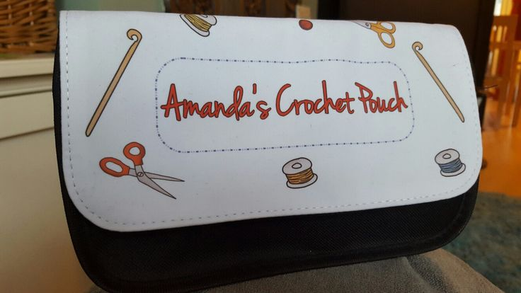 My Crochet Pouch!