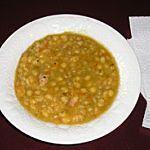 Recette Soupe aux pois maison
