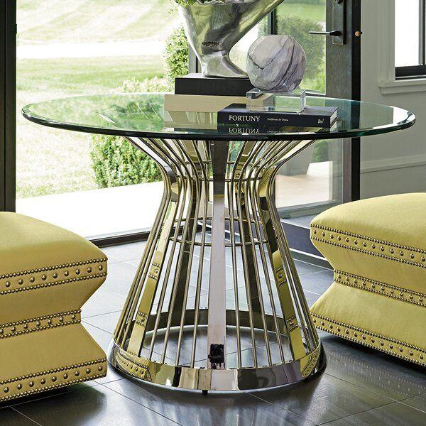 Ariana Pedestal Dining Table Di 2021