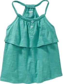 Allie - Tiered Tanks for Baby