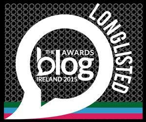 Maison Jen has made the long list for The Blog Awards Ireland 2015!
