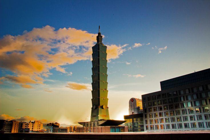 Taipei 101. Image © Ray Hung/CC