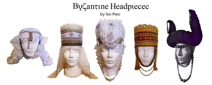 Byzantine Headpieces by #leotheo