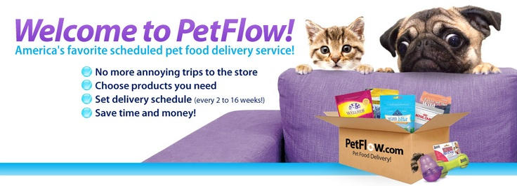 Great pet food delivery service