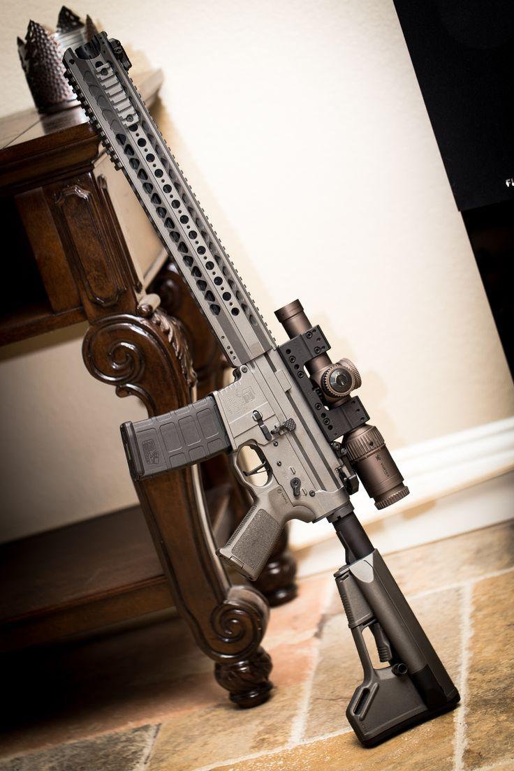 Michaelangelo's Spot — Salient Arms International Tier 1 Rifle