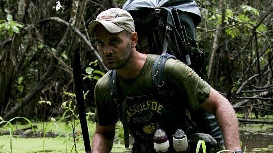 If we were to take advice from anyone about how to survive in the jungle, it would definitely be Ed Stafford. The only man to have ever successfully walked the entire length of the Amazon, Stafford knows a thing or two about what we should do if we ever find ourselves in a sticky jungle-based situation. Here are his top five tips:
