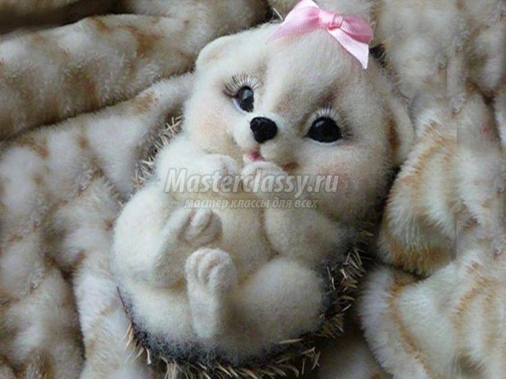 Gonna experiment on felting hedgehog soon | dry felting wool toys.  Hedgehog