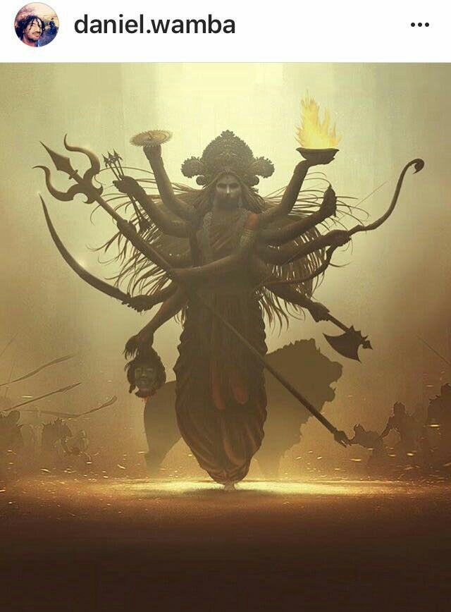 Maa Durga Maa Shakti