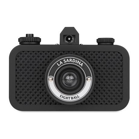 La Sardina 8 Ball Camera – Black from Black & White - R800 (Save 0%)