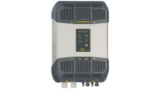 Make it easy and cut your costs with the new MPPT solar charge controller VarioString!