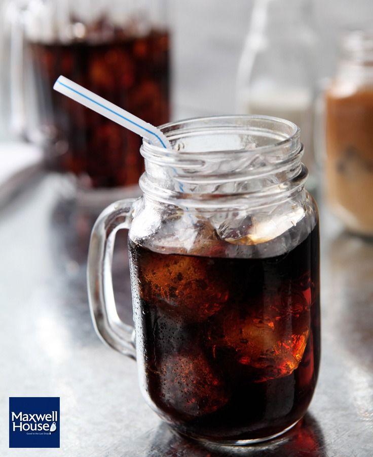 Café éclair infusé à froid #recette