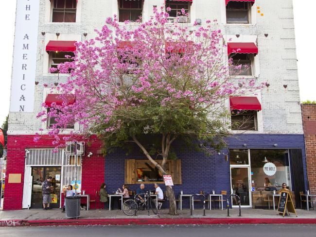 Where to eat, play and stay in Los Angeles #travel #holiday #USA #LA