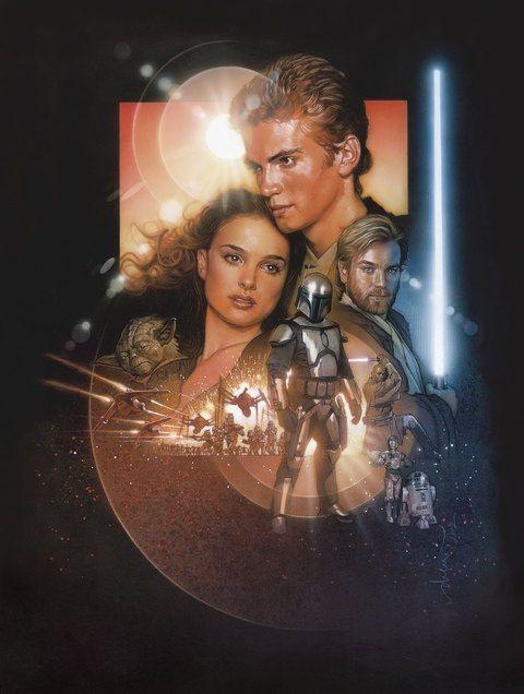 Star Wars: Episódio II Ataque dos Clones