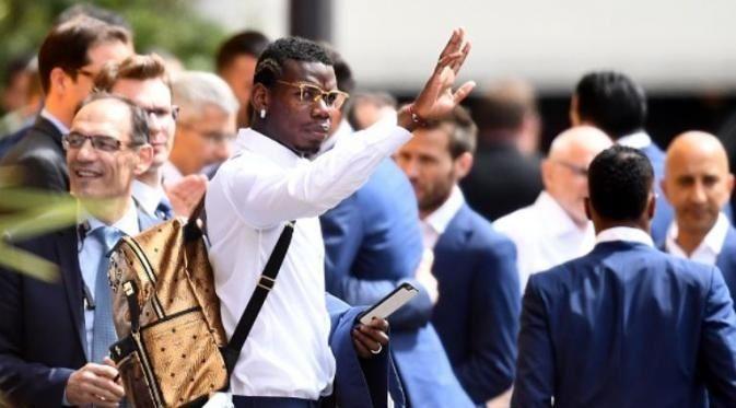 "PT. Rifan Financindo Berjangka- Gelandang Juventus, [Paul Pogba](2566587 ""Paul Pogba""), semakin dekat menuju Manchester United. Media Italia, Il Tempo, mengabarkan pada Rabu (3/8/2016), pemain..."