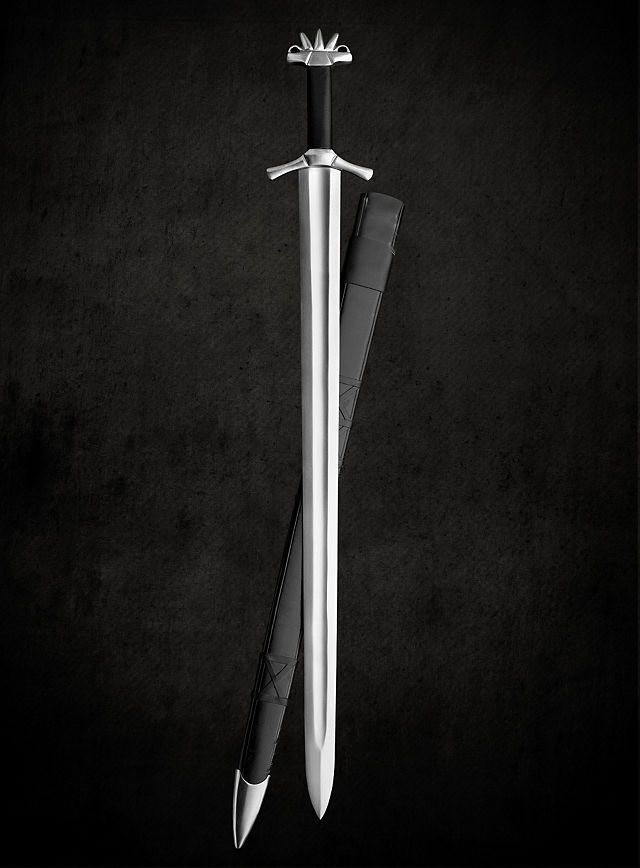 Viking Sword from Sweden. For more Viking facts please follow and check out www.vikingfacts.com don't forget to support and follow the original Pinner/creator. Thx