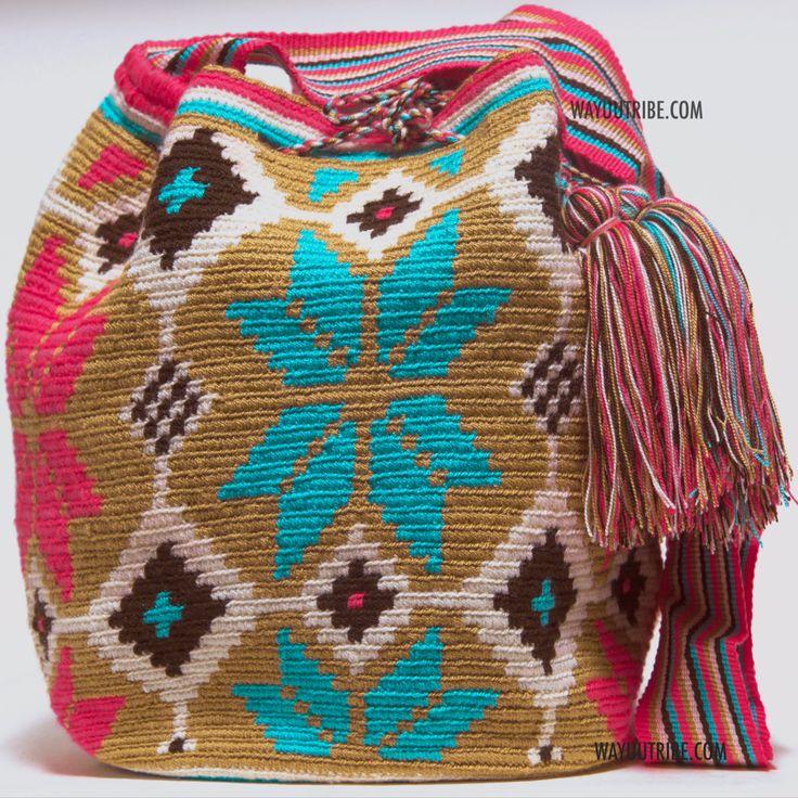 10% OFF Cabo Wayuu Bag