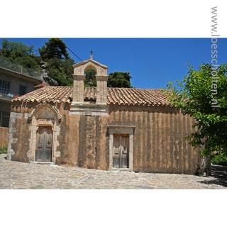 #Greece, Crete, Meronas, Church