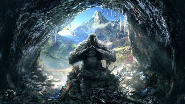 Far Cry 4 Wallpaper | Wallpaper Far Cry 4 22 sur PS4, PS3, PS Vita - Play3-Live