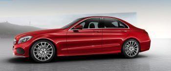 Mercedes C220d AMG Line Business Lease
