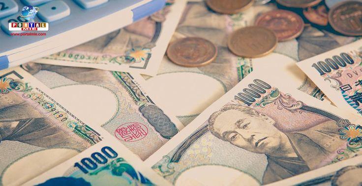 Cotação do dólar no Japão chegou a ¥ 99.8 levando o Banco do Japão a tomar medidas.